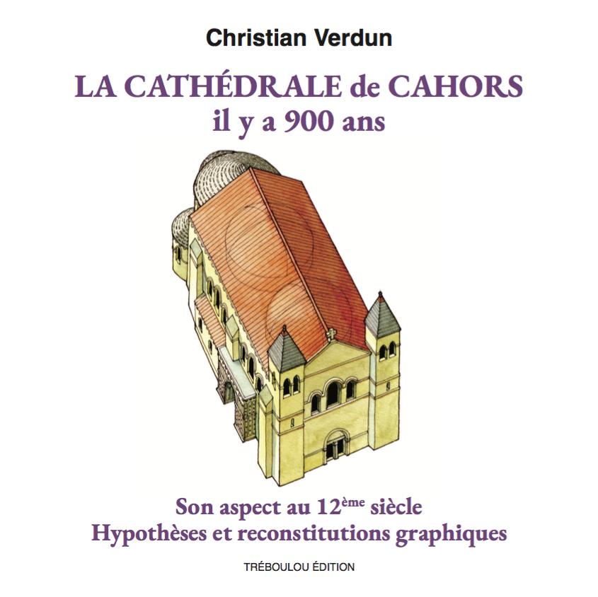 Couverture Livre Cathedrale de Cahors