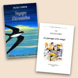 Livres Poesie