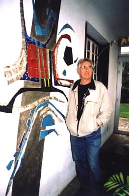 Mosaïque murale - F - 65 Tarbes