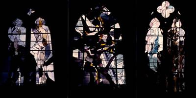 Vitraux Eglise de Cabessut - 46 Cahors