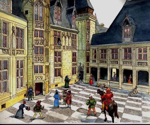 Palais de Jacques Coeur