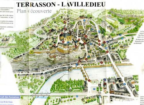 Ville ancienne de Terrasson