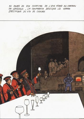 l'Epopée du vin de Cahors