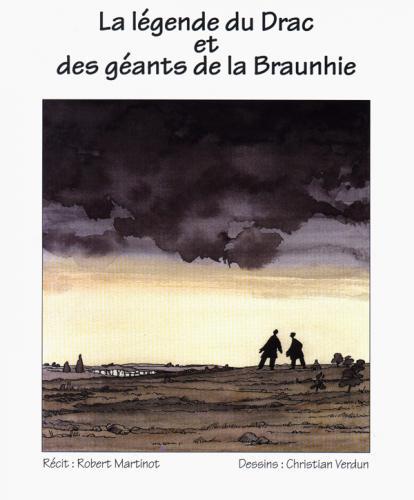 le DRAC et les géants de la Braunhie