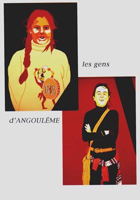 Les gens d'Angoulême