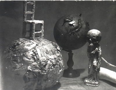 Sculptures conceptuelles