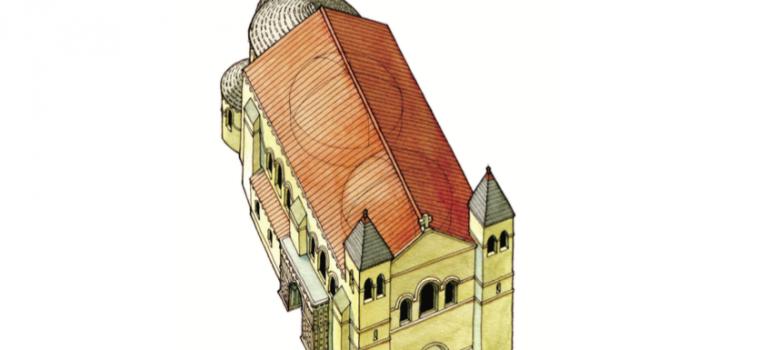 Couverture Cathedrale de Cahors