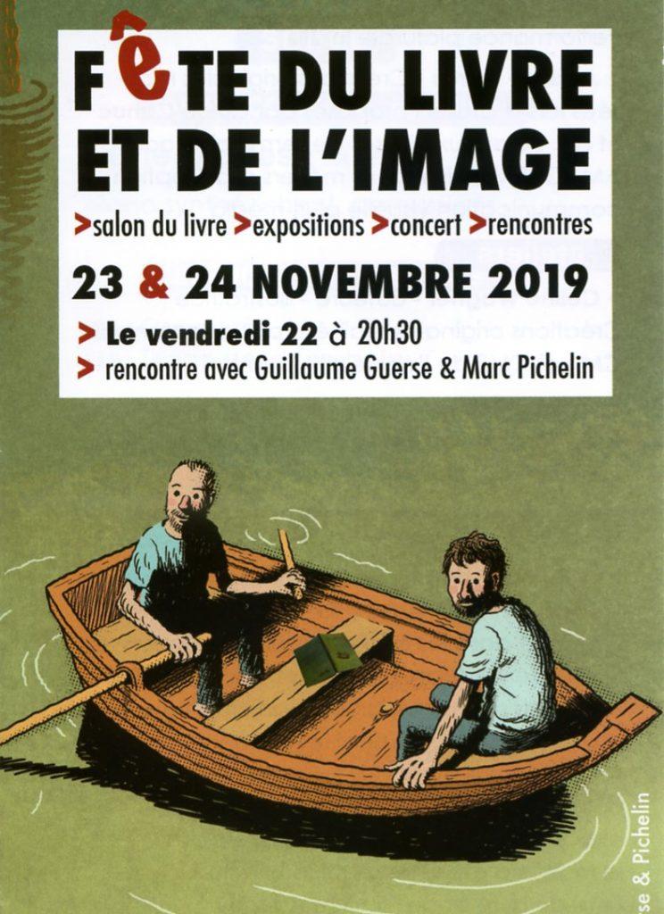 Fête du Livre et de l'Image 2019