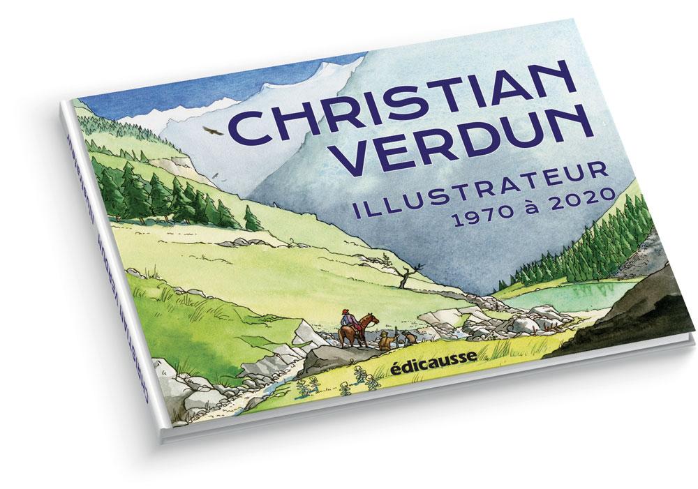 Livre Christian Verdun