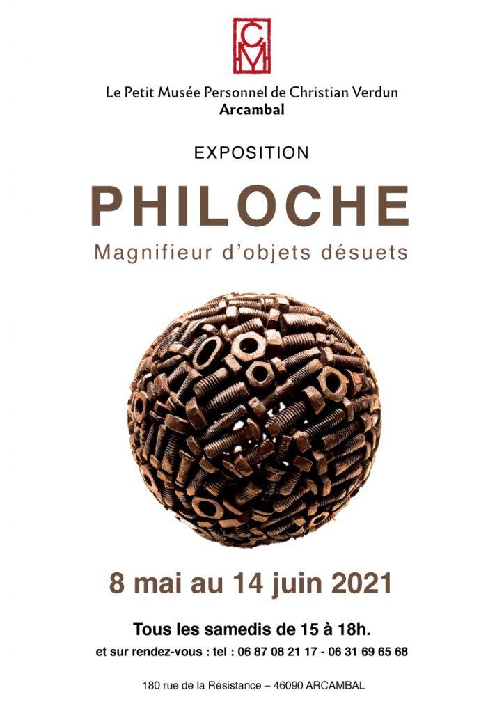 Affiche expo PHILOCHE