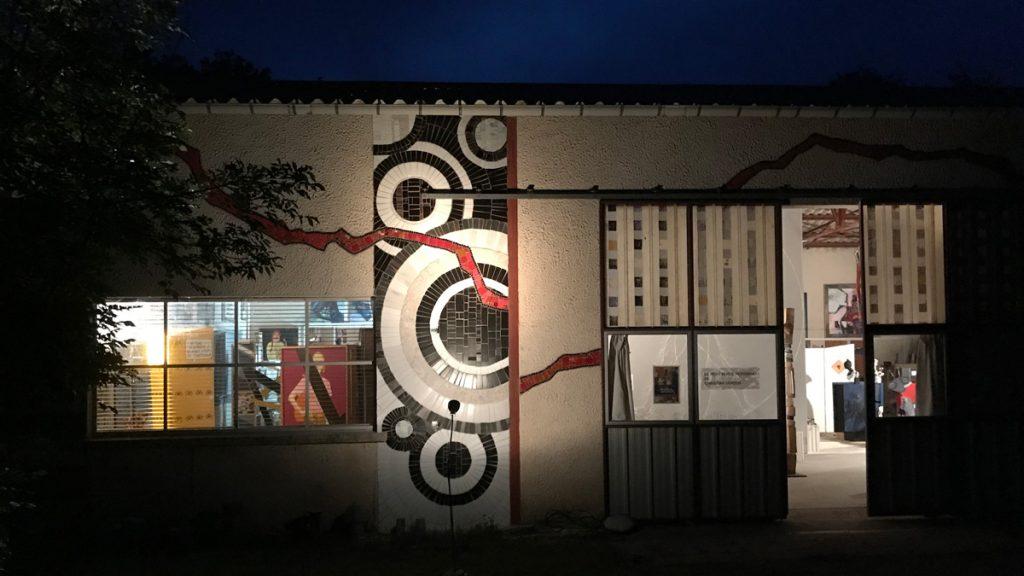 Le musée de nuit