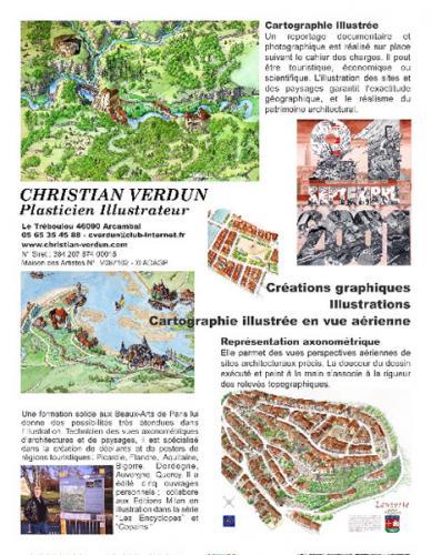 Page pub Christian Verdun