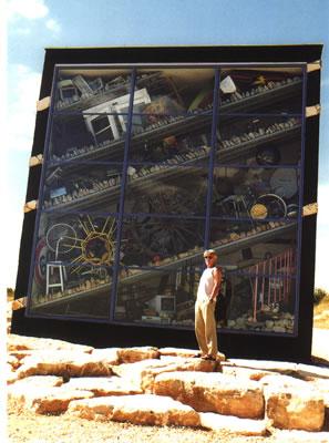 Stèle du 3eme Millénaire - Départ. du Lot