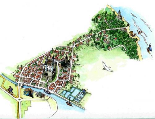 Projet de carte de Noirmoutier